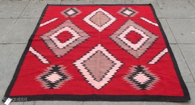 Navaho Decke, USA, 156 x 163 cm