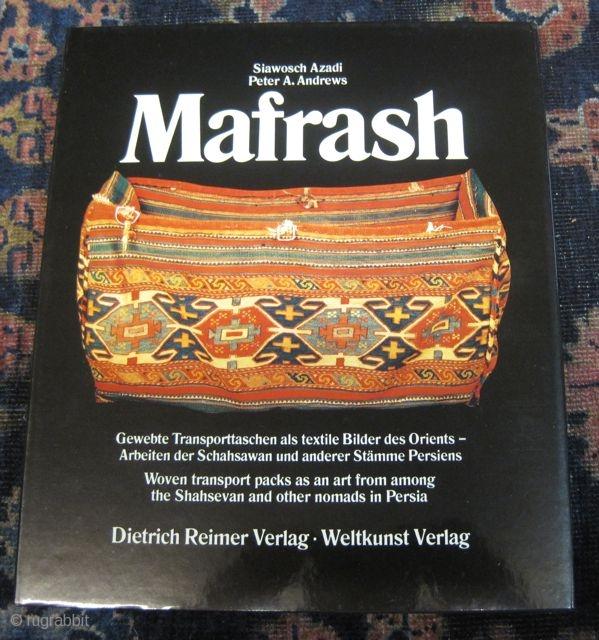Azadi/Andrews: Mafrash. Weltkunstverlag.