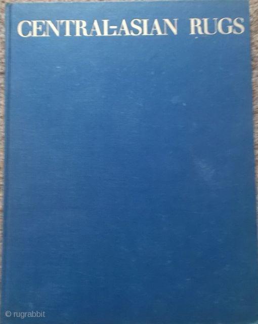 Schürmann: Cenral-Asian Rugs. 1969