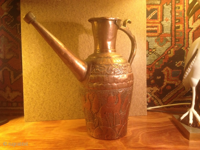 Persian?Ewer/aftabe