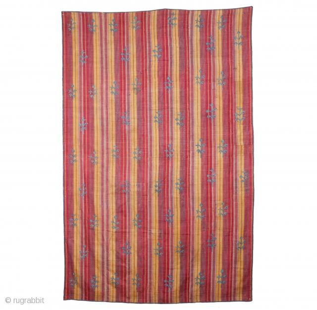 Uzbek Suzani  134 x 203 cm /4'4'' x 6'7''