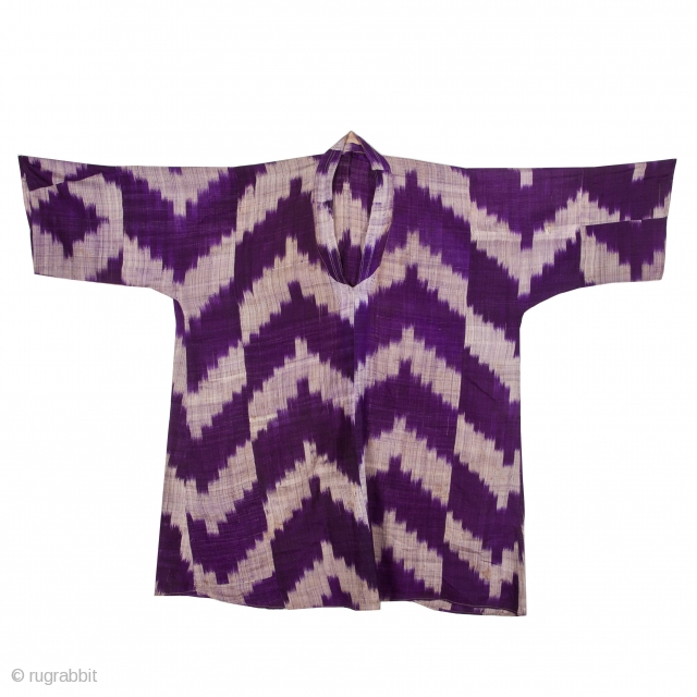 Uzbek Ikat Shirt