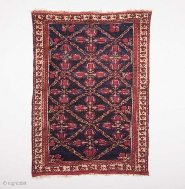 Afshar Rug 124 x 168 cm / 4'0'' x 5'6''