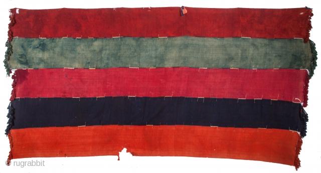 Eastern Anatolian Perde 208 x 397 cm / 6'9'' x 13'0''