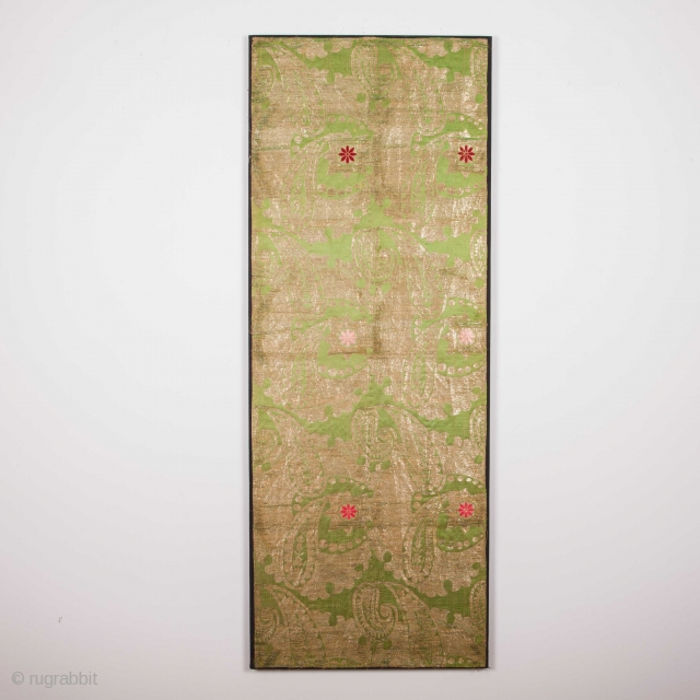 Russian Brocade ( on a wooden stretcher ) 52 x 140 cm / 1'8'' x 4'7''