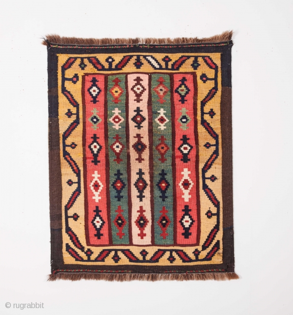 Persian Kilim 73 x 92 cm / 2'4'' x 3'0''