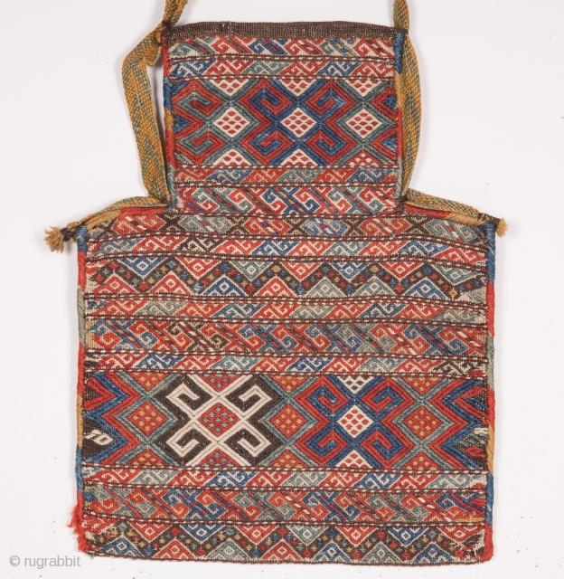Caucasian Salt Bag