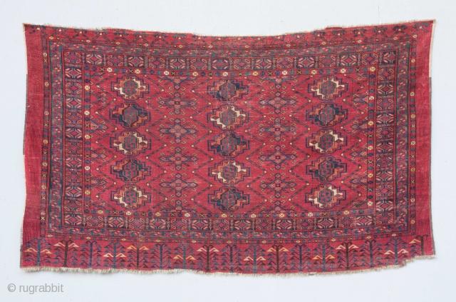 Turkmen Ersari Chuval 89 x 150 cm / 2'11'' x 4'11''