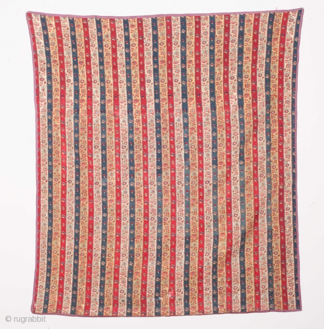 Indian Kashmir Shawl Fragment 