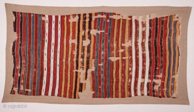 Anatolian Kilim Fragment 118 x 233 cm / 3'10'' x 7'7''