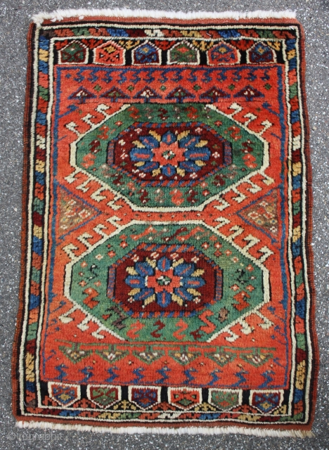 Anatolian Yastik, to be offered for sale during Sartirana Textile Show,Italy,13.-16. September