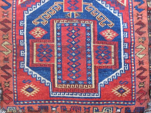 Small Anatolian Prayer Rug