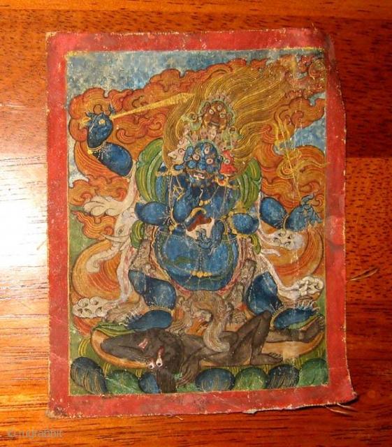 A Tibetan Tsakli