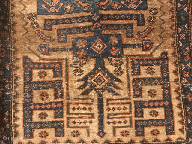 A kurd Bijar is what it is. It has Baluch like aesthetic and coloration. Or vice versa. It speaks to me.