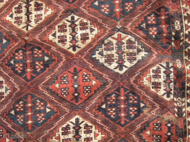 A Small Chodor Main Carpet