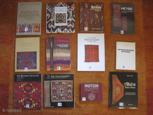 Books: 20 Euro each booksale: