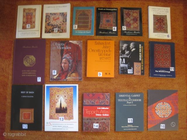 Books: 5 Euro each book sale: