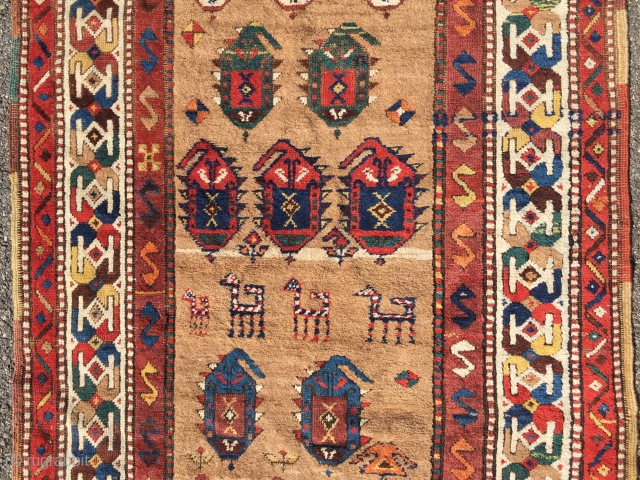 19th century Shasavan Runner North West Persian 