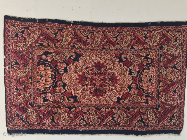 Antique and rare 18th century Бессарабия Ukraine Bessarabien Kelim from Odessa or Sevastopol / tapestry  size: 240 cm x 160 cm Condition : good