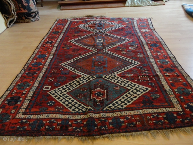 Fine Antique  Yurück  East - Anatolien 19 th. century