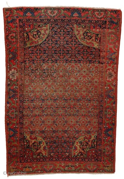 Malayer - Antique Persian Carpet 