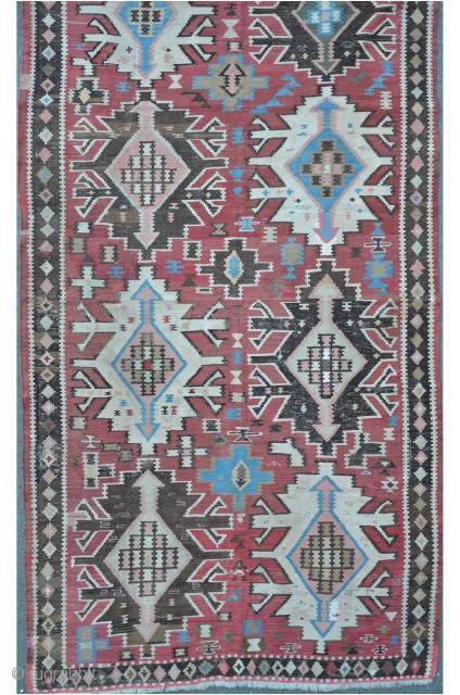 East Caucasian Avar Kilim, 316 x 165 cm