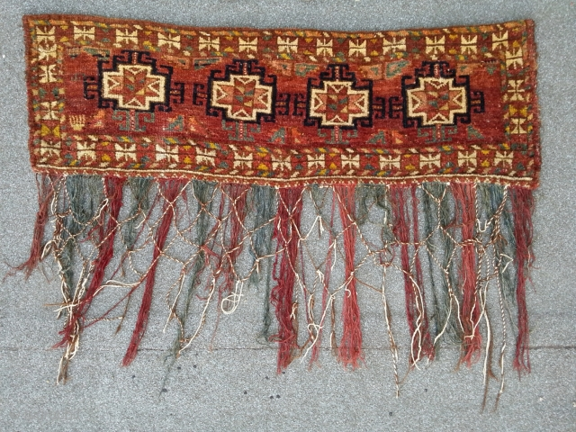 Uzbek Trapping, 120 x 37 cm, nice condition.