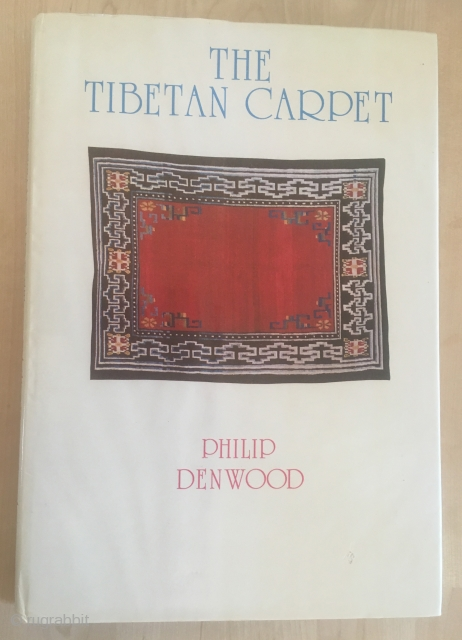 Philip Denwood - The Tibetan Carpet