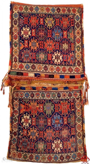 """Rescheduled: Saturday, March 17, 2018 10 a.m. Refreshments 10:30 a.m.  Lecture in Los Angeles: Program: """"What the heck is a Khorjin? Woven Saddle Bags from Rug-Weaving Regions"""" with Patrick Weiler, Collector, Independent  ..."""