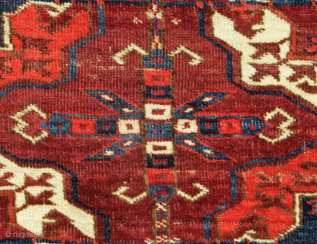 Tekke Main Carpet, 19th C.