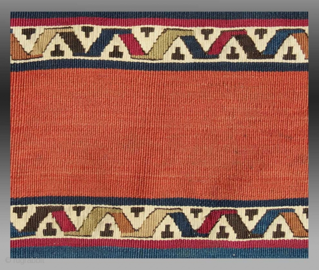 "Anatolian ""Chuval"",  east Anatolia, 19th Century, 2' 2"" x  2' 8""