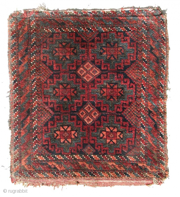 Baluch Bag Face, W. Afghanistan, late 19th C.