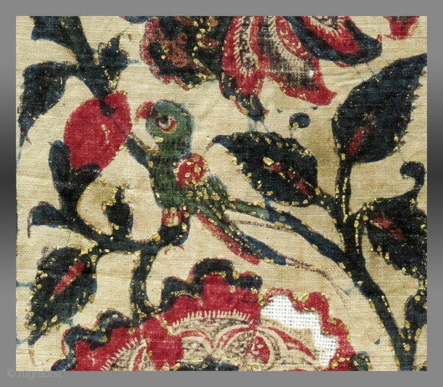 Textile Fragment, south India (Andhra Pradesh), first half 18th century