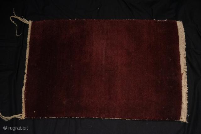 Tibetan rug, 80x58 cm, mid 20th century