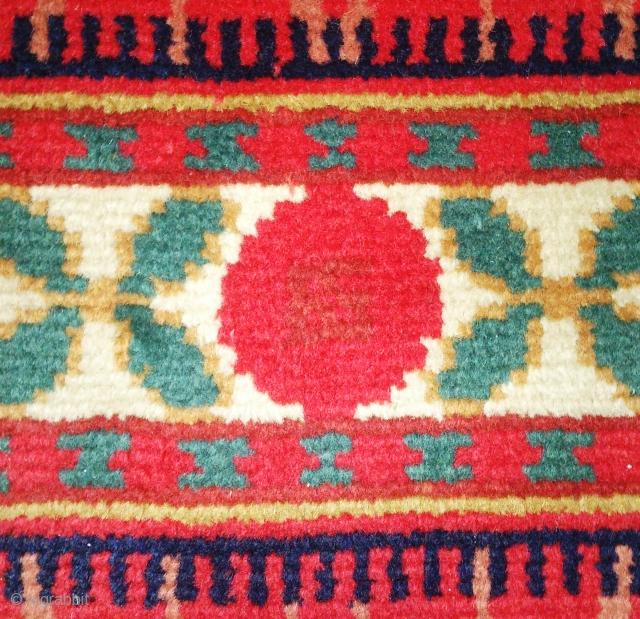 Sampler rugs, no: 229, size: 39*45cm.