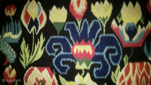 Swedish kilim, beautiful design.