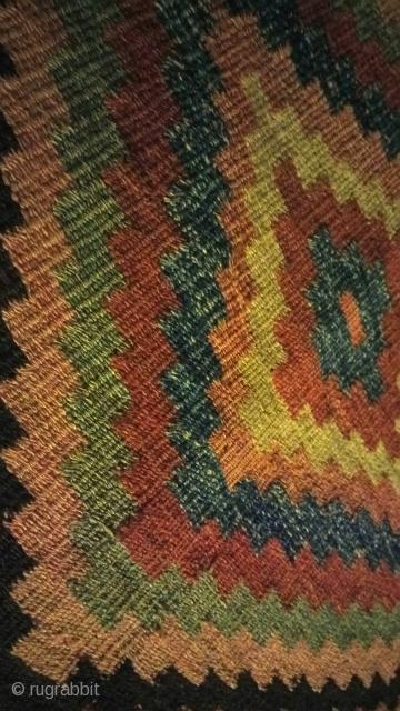 kilim, great colors