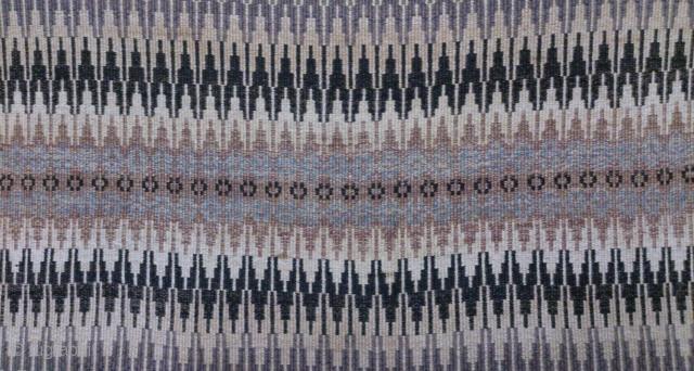 Antique Swedish Kilim, no: 274, size: 172*52cm.