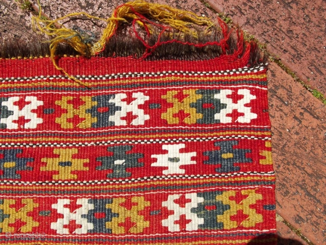 OK, so I have been told this is a Croatian Dinaric woman's apron (see link below).. very interesting! 