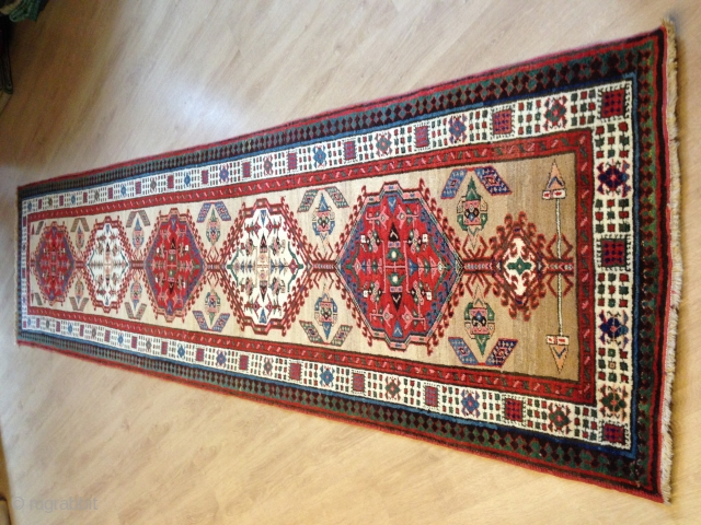 Serap runner size 87/350 old 100 years old