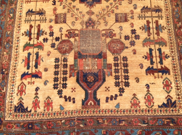 antique persian  afshary  rug fragment   exhibiting at the sartiranatextileshow.it dal 14/18 september 2016 italy