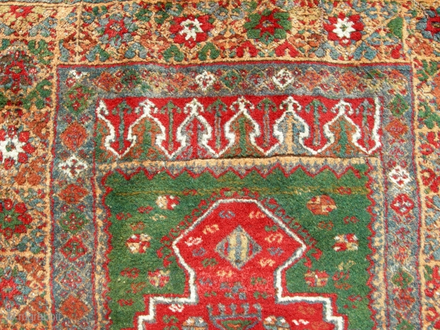 ANATOLIAN PRAYER RUG CIHANBEYLI CM  146 X 102 