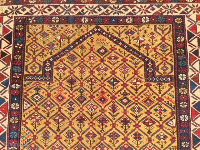 antique caucasian shirwan perfec condition