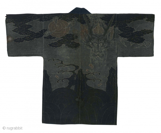 Banten with Dragons.  