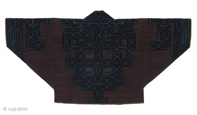 Rare Ainu Ceremonial Dress.  