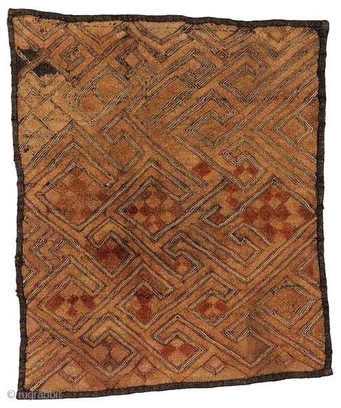 Raffia Textile #19,