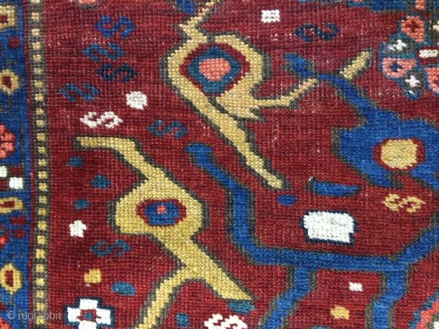 Rare Qhasgai Carpet size 270x170cm