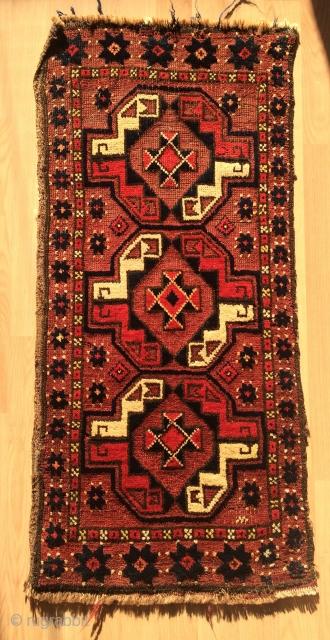 Turkeman yastik size 98x45cm