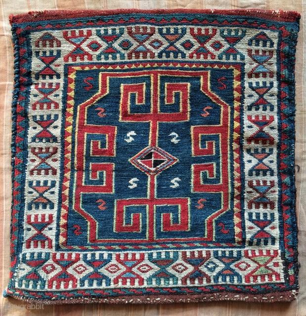 Shahsevan bag size 31x30cm