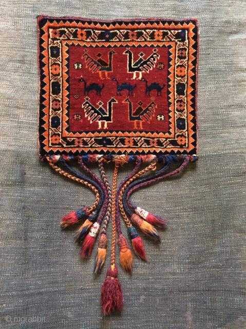 Qhasgai bag size 33x31cm